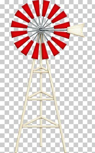 Windmill Windpump Wind Farm PNG