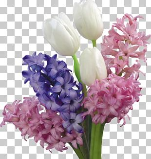 Flower Bouquet Desktop Tulip PNG