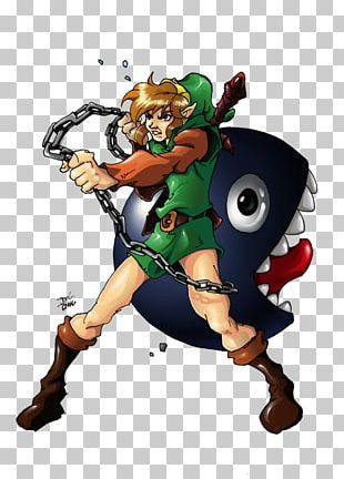 The Legend Of Zelda: Link's Awakening The Legend Of Zelda: A Link To The Past And Four Swords Zelda II: The Adventure Of Link Mario PNG