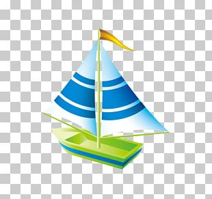 Toy Child Sailing Ship PNG