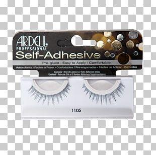 Eyelash Extensions Cosmetics Ardell 109S Self-Adhesive Lashes Revitalash 'Nouriche' Eyelash Conditioner PNG
