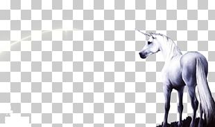Unicorn Horse Pixel PNG