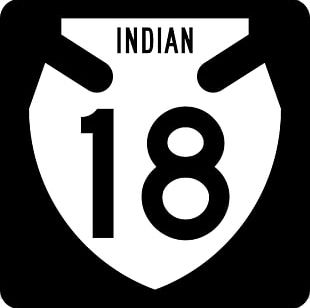 Indian Route Road Numbered Highways In The United States New York City PNG