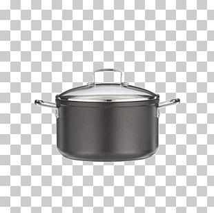 Cookware Frying Pan Circulon Lid Griddle PNG