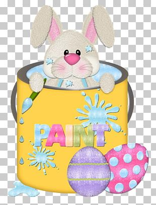 Easter Bunny Egg Hunt Rabbit Easter Egg PNG