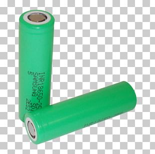 Electric Battery 18650 2500mAh Samsung Inr18650-25R Samsung Group Product Ampere Hour PNG