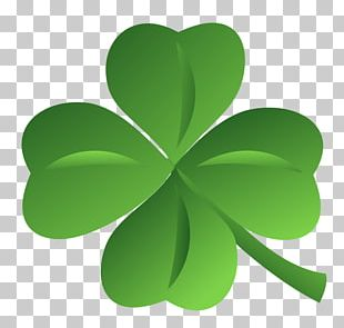 Ireland Saint Patricks Day Shamrock PNG