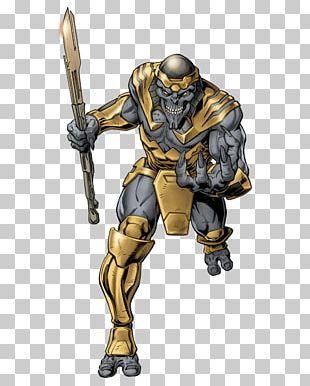 Professor X Falcon Cyclops Chitauri Marvel Comics PNG