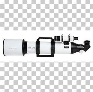 Refracting Telescope Achromatic Lens Doublet Achromatic Telescope Explore Scientific PNG