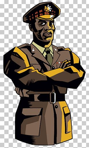 Army Officer Character Military Uniform Brigadier Lethbridge-Stewart PNG