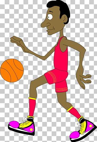 Basketball Slam Dunk PNG