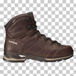 Hiking Boot Shoe Gore-Tex PNG