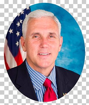 Mike Pence Indiana Vice President Of The United States Republican Party PNG