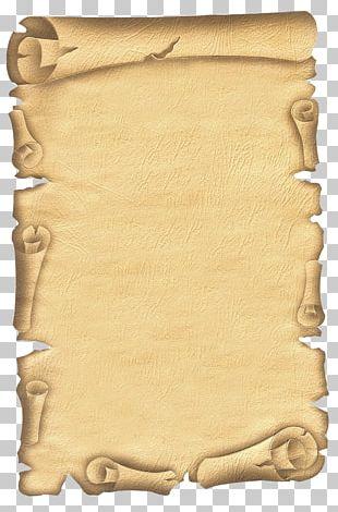 Desktop Papyrus Parchment History Of Paper PNG