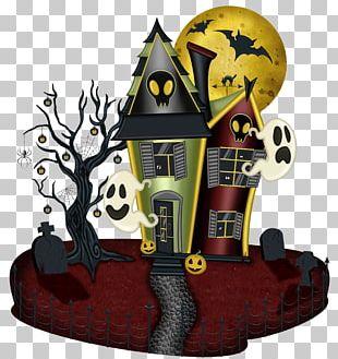 Halloween Hayride PNG