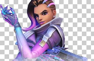 Overwatch Heroes Of The Storm BlizzCon Sombra PNG