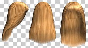 Long Hair Wig Artificial Hair Integrations PNG