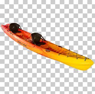 Sea Kayak Paddle Kayak Fishing Sit-on-Top PNG