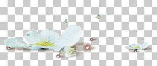 Butterfly Cut Flowers Body Jewellery Common Lilac PNG