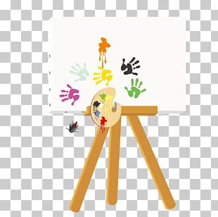 Paper Painting Drawing Board PNG