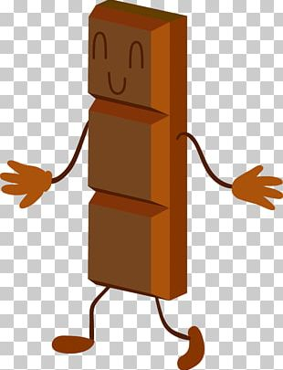 Cartoon Chocolate Animation PNG