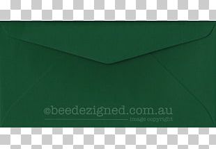 Envelope Rectangle Green PNG