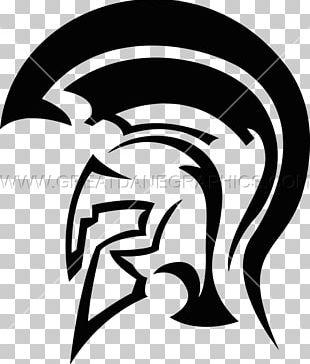 Spartan Army T-shirt Helmet Sticker PNG