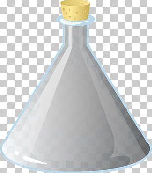 Laboratory Flasks Beaker Chemistry Erlenmeyer Flask PNG
