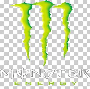 Monster Energy Energy Drink Logo PNG