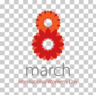 International Women's Day 8 March Woman Gender Equality Sexism PNG