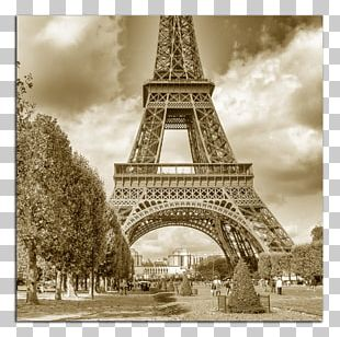 Eiffel Tower Champ De Mars Desktop Landmark PNG