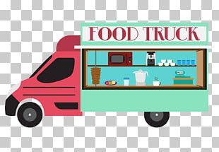 Food Truck Taco Kebab PNG