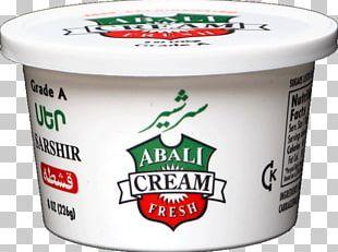 Cream Doogh Kaymak Dairy Products Milk PNG