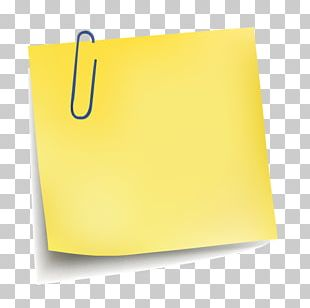 Paper Post-it Note Adhesive Tape Sticker PNG