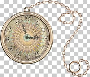 Clock Face Pocket Watch Pixel PNG