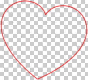 Red Heart Valentines Day Pattern PNG