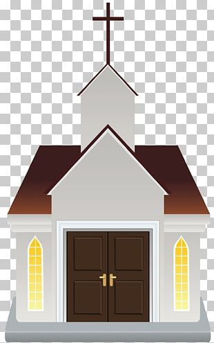 Icon Building Church Cartoon PNG