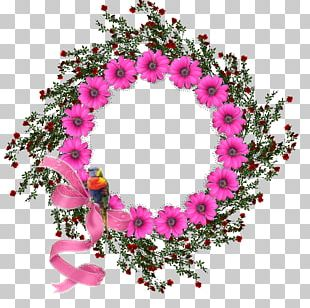 Wreath Lei Floral Design Limited Availability Cut Flowers PNG
