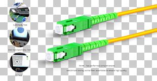 Network Cables Single-mode Optical Fiber Optical Fiber Connector Patch Cable PNG