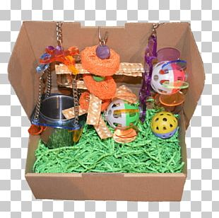 Parrot Bird Food Gift Baskets Subscription Box Nest Box PNG