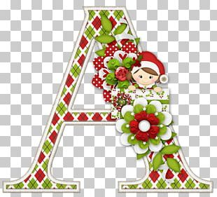 Alphabet Letter Christmas Tree Christmas Day PNG