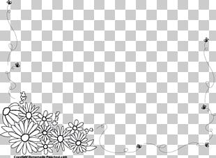 Cartoon Black And White Illustration PNG