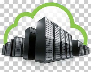 Web Hosting Service Cloud Computing Virtual Private Server Dedicated Hosting Service Computer Servers PNG