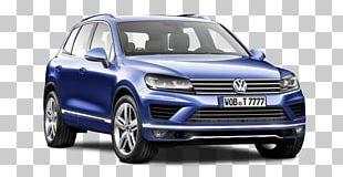 2017 Volkswagen Touareg Car 2015 Volkswagen Touareg Sport Utility Vehicle PNG