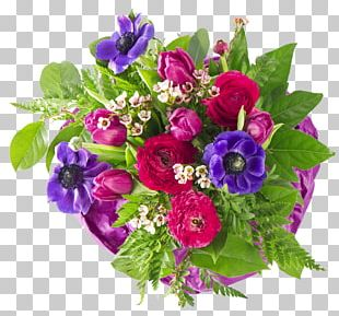 Flower Bouquet Cut Flowers Stock Photography Anniversary PNG