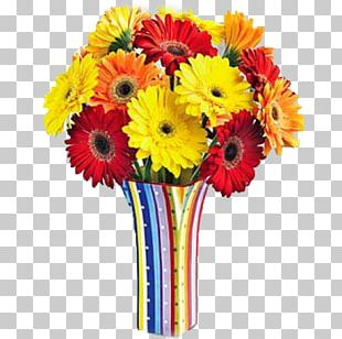 Flower Bouquet Transvaal Daisy Flower Delivery Floral Design PNG