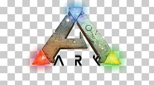 ARK: Survival Evolved Video Game Logo PNG