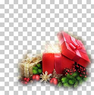 Christmas Present Desktop Gift Android PNG