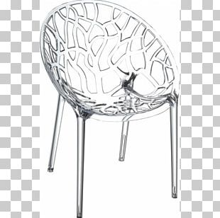 Dining Room Table Chair Crystal Glass PNG