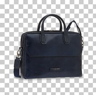 Laptop Handbag Leather Briefcase PNG